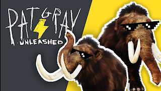 Woolly Mammoths to the Rescue!   Guest: Gregory Wrightstone   9/15/21