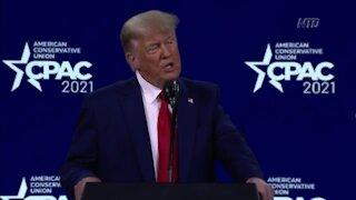 Trump Promotes Grassroots Movement at CPAC