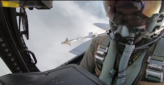 Reapers conduct live missile fire