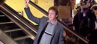 Sir Paul McCartney to release new book soon