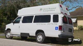 Hundreds left without medical transport after insurance changes provider
