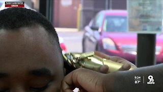 New Colerain barbershop is 'sanctuary' for its customers