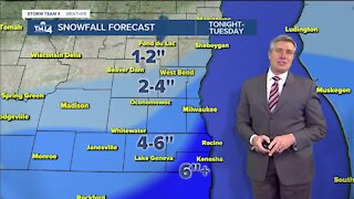 Southeast Wisconsin braces for up to 9 inches of snow
