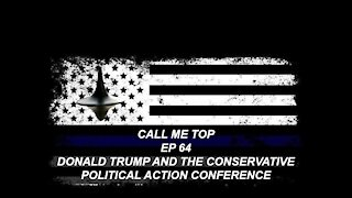 DONALD TRUMP & CONSERVATIVE POLITICAL ACTION CONFERENCE