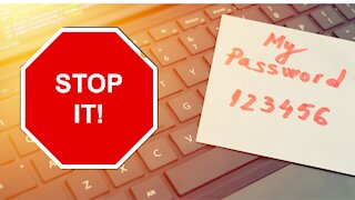 Most Common Passwords You Should Never Use