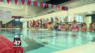 Mason hosting World's Largest Swim Lesson