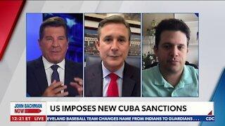 Biden Sanctions Cuban Regime