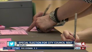 Special election Tuesday for Naples city council
