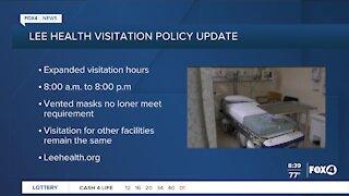 Lee Health expands visitation hours