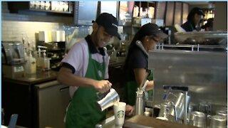 Supply Chain Issues Limit Starbucks Menu