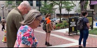 Prayer vigil for racial equality