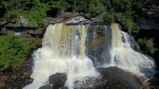West Virginia State Parks - Blackwater Falls