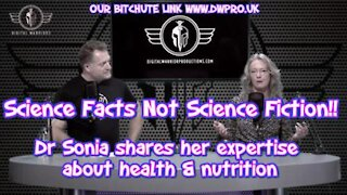 EPISODE 9. SCIENCE FACTS NOT SCIENCE FICTION! WITH DR SONIA & MAHONEY