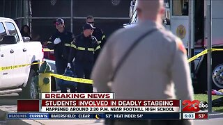 Students involved in deadly stabbing in East Bakersfield