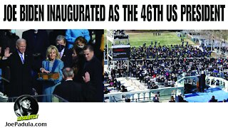 President Joe Biden Inauguration Day Review