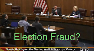 Maricopa County Audit Reveals 2020 Election Disaster
