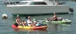 Palm Beach County Sheriff's Office urges safe boating during Fourth of July weekend