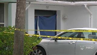 Death Investigation in Lehigh Acres