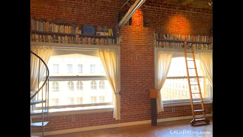 Downtown Los Angeles Unlisted Mills Act Live/Work Lofts with Amazing Character – EXCLUSIVE