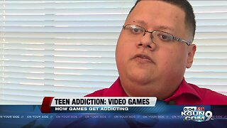 What experts say may drive video game addiction in teens