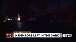 Ongoing lighting problems frustrate neighbors