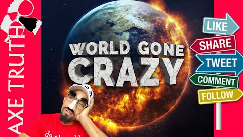 Manic Monday - The World Gone Crazy
