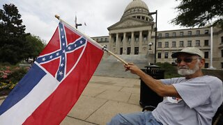 Mississippi Lawmakers Pass Legislation To Change The State Flag
