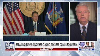 Graham: Dems turning on Cuomo because 'he's made a lot of enemies'