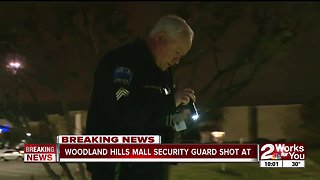 TPD: Shots fired at Woodland Hills Mall security guard