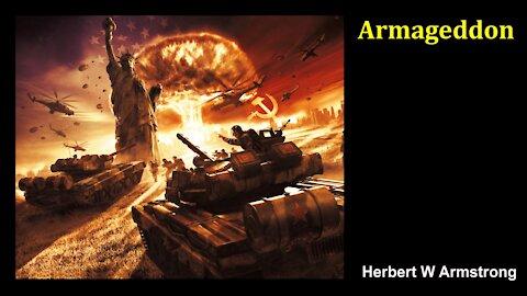 Armageddon - Herbert W Armstrong - Radio Broadcast