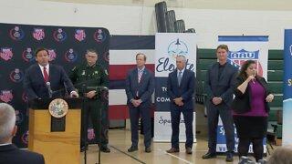 DeSantis, Corcoran announce 'safe opening plan' for Florida schools