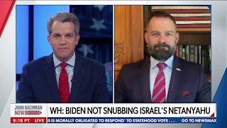 Mills: Biden is Snubbing Israel's Netanyahu