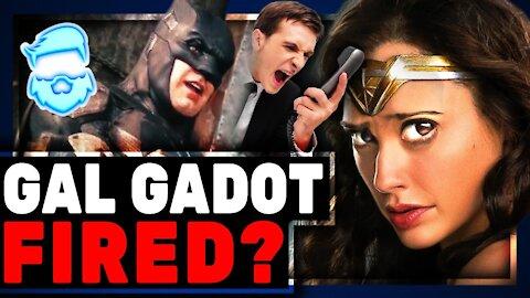 Did Gal Gadot Get Fired Over A Tweet? Rumors Swirl Wonder Woman Will Be Recast!