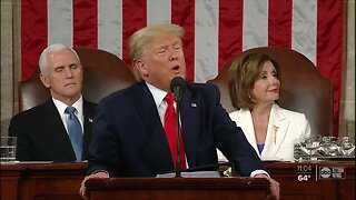 President delivers State of the Union address