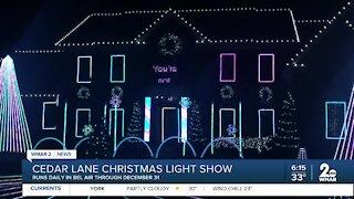 Good To Know: Cedar Lane Christmas light show