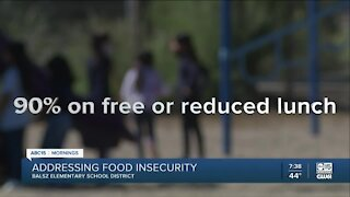 Addressing food insecurity in the Valley