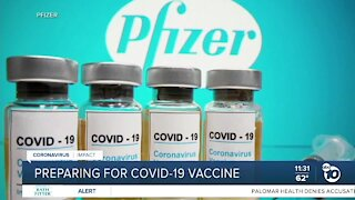 Local doctor speaks on his review of Pfizer vaccine