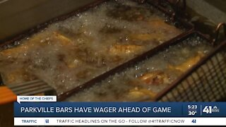 Parkville bars have wager ahead of game