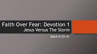 7@7 Episode 7: Faith over Fear (Part 1)