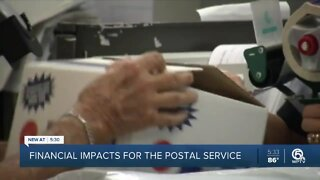 Concerns over future of United States Postal Service