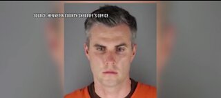 Former officer charged in Floyd's death files motion