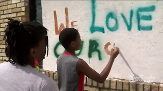Messages of strength, unity come through following Kenosha unrest