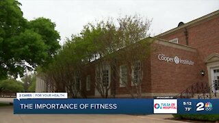 Health News 2 Use: The importance of fitness