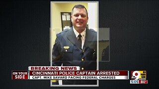 I-Team: Cincinnati police captain arrested in federal investigation
