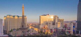 Las Vegas begins first weekend at 100% capacity