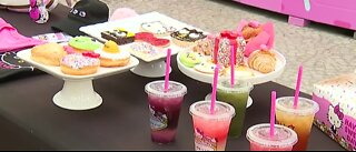 Hello Kitty Cafe opens today in Las Vegas