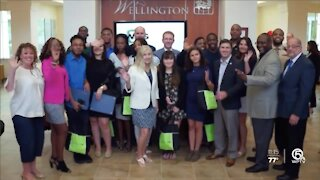 Wellington helping underserved students