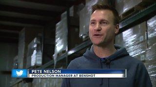 Made in Wisconsin: Benshot