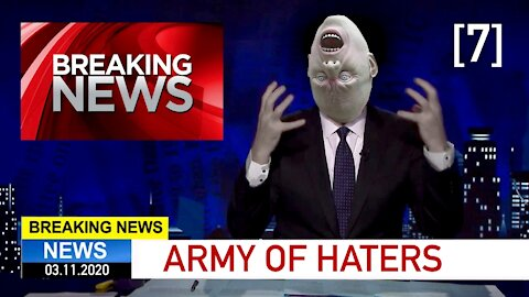 ARMY OF HATERS BY [7]