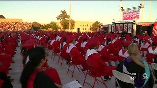 TUSD announces date for in-person graduation ceremony